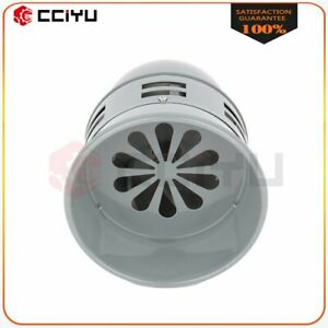 12v 1950s 12v Car Truck Motorcycle Driven Gray Air Raid Siren Horn Alarm 50 S