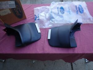 1997 2003 Ford 4wd Truck Mud Flaps Front Nos F75z 16a550 Ac Splash Shield New