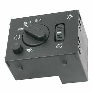 New Headlight Dome Light Dimmer Switch For Chevy Gmc Cadillac Hummer 15198374