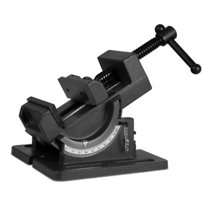 Wen 3 25 Inch Bench Top Drill Press Tilting Angle Vise Heavy Duty Cast Iron Tool