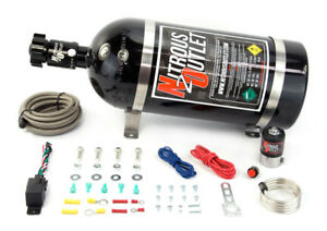 Nitrous Outlet Big Show Stand Alone Purge Kit