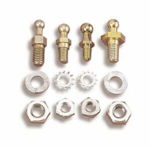 Holley 20 2 Carb Carburetor Throttle Cable Stud Assortment Fits Ford Chevy
