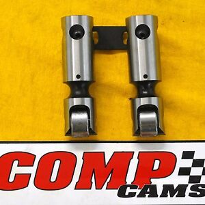 Comp Cams 818 16 Endure X Sbc Chevy Solid Roller Lifters 350 383 Lifter