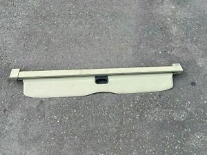 2004 2006 Bmw X5 E53 Retractable Cargo Cover Privacy Shade Tan