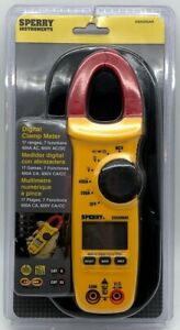 A w Sperry Instruments Snap around Clamp Meter Dsa500a 035632105526