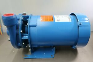 Goulds 1bf21534 3642 Centrifugal Pump Size 1x1 1 4 5 1 5 Hp 115 230v Odp s1