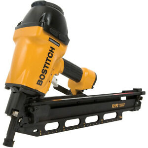Bostitch F21pl Pneumatic 21 degree Collated Framing Nailer