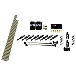 Nitrous Express 13381 Direct Port Plumbing Kit