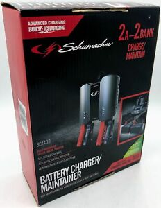Schumacher Battery Charger Maintainer Model Sc1409 026666815192