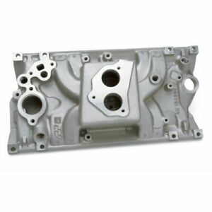 Gm Performance Parts 12496821 Vortec Head Design Intake Manifold For Chevy New