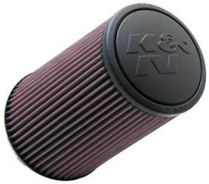 K N 4 Inch Flange Inlet Universal Performance Conical Air Filter Re 0870