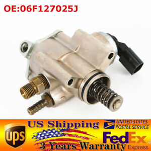 For Audi Vw Oem 2 0t Fsi Bpy High Pressure Fuel Pump 06f127025m 06f127025j
