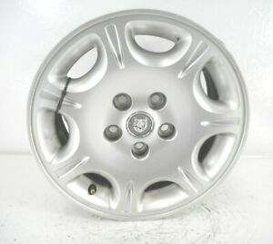 98 99 00 01 02 03 Jaguar Xj8 16x7 Alloy Wheel Rim 7 Spoke Oem