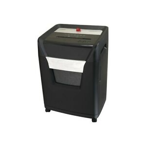 Staples 12 sheet Professional Series Micro cut Cd Dvd Paper Clip Paper Shredder