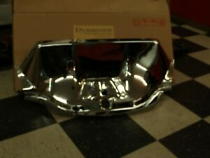 Chevrolet Chevy Pick Up Truck Chrome Hood Latch Panel 1947 1954