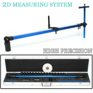 2d Measuring System Auto Body Frame Machine Repair Tool Tram Gauge Box New