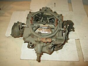 1959 64 cadillac And Oldsmobile Rochester 4 Jet Carburetor 1962