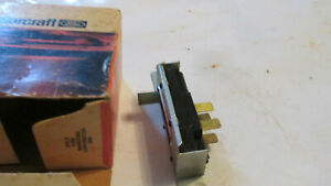 Nos 1963 Ford Galaxie 500 Xl 500xl Console Shift Auto Neutral Safety Switch Asby