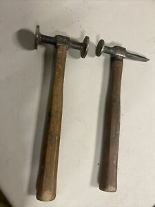 Snap On Body Hammers Bf631 Bf617 Vintage Excellent Shape