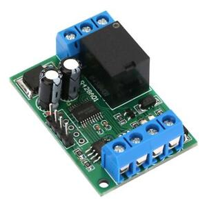 12v 1 Channel Rs485 Rtu Serial Interface Multifunction Relay Module Plc Control