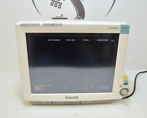 Philips Intellivue Mp70 Anesthesia Patient Monitor With M3012a Module