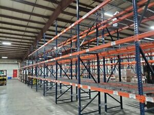 New And Used Pallet Racks For Sale In Wisconson Warehouse Racking