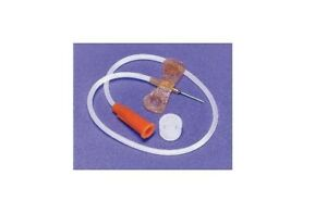 Terumo Sv 25blk Surflo Winged Infusion Sets Thin Wall Needle