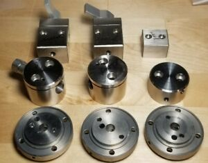Lot Of Pump Head Parts valves For Waters 510 Hplc Chromatography Pump