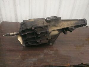 Chevrolet S 10 T 5 Five Speed Good Transmission Electronic Speedo W Shifter