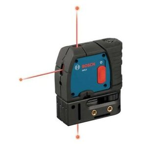 Bosch Gpl3 3 point Self Leveling Alignment Laser Level