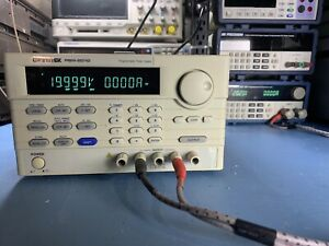 Gw Instek Psm 2010 Programable Power Supply 20v10a Ised Tested Ships Free