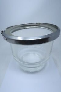 Pyrex Glass Desiccator Without Lid 160mm