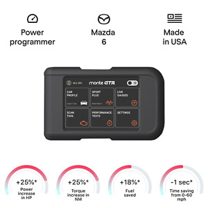 Mazda 6 Smart Tuning Chip Power Programmer Performance Tuner Obd2