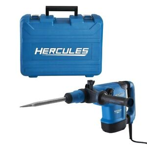 Hercules Sds Max Type Variable Speed Rotary Hammer Electric Power Drill 12 Amp