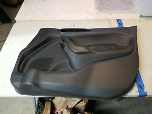 2014 2019 Ford Fiesta Front Right Side Interior Door Panel Tm