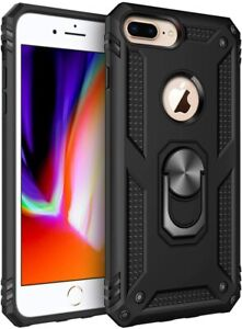 For Iphone 7Plus amp; iPhone 8Plus Case Kickstand Shockproof Ring Holder Hard Cover $6.99
