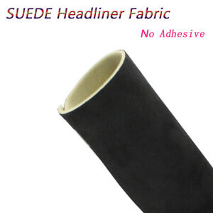 Suede Headliner Fabric Replace Car Interior Drooping Torn Roof Liner 24 X60