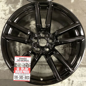 Ford Gt500 Mustang Shelby 2020 96710 Aluminum Oem Wheel Rim 20 X 11 Front