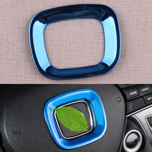 Steering Wheel Emblem Cover Trim Frame Panel Fit For Honda Accord 10th 2018 2020