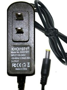 Wall Charger Ac Adapter 8 for Craftsman 6300 Watt Electric Start Power Generator
