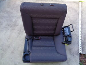 2008 Honda Element Rear 2nd Row Cloth Seat Assembly Left Driver Side Gray Oem
