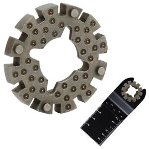 Oscillating Multitool More Arbor Adapter Fits Rockwell Sonicrafter