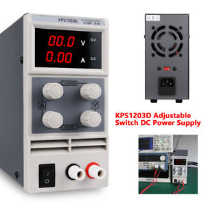 Kps1203d Adjustable Switch Dc Power Adapter Supply Output Ac110v Power Supply