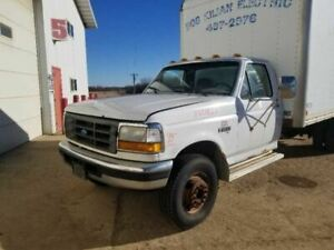 Manual Transmission 5 Speed Zf 4x4 7 3l Fits 1995 Ford F450 735948
