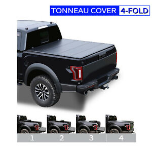 4 Fold Roll Up Tonneau Cover For Dodge Ram 1500 2500 3500 Classic 2002 2003 2019