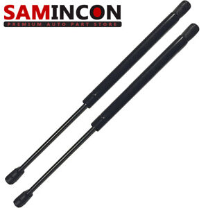 Pair 20 Inch 45 Pound Gas Spring Rod Struts Prop Lift Props Rv Tool Box Top Lid