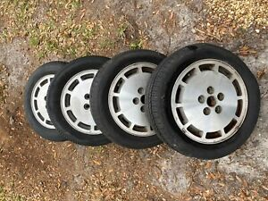 84 86 Ford Mustang Svo Oem Wheels 16 X 7