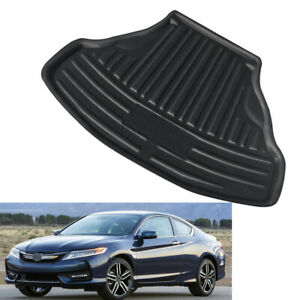 Rear Boot Cargo Liner Trunk Mat Tray For Honda Accord Sedan Coupe 2013 2017