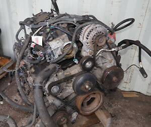 2003 2004 Chevy Truck 5 3l V8 Engine Complete Drop Out Ls Swap Lm7 147k Mi