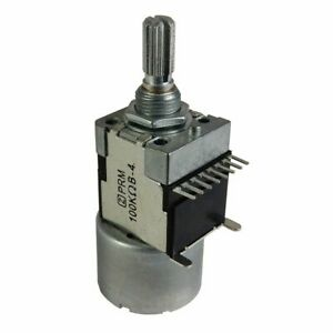 Dual 100k Motorized Potentiometer Brand New